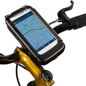 Tigra® BikeConsole Galaxy S4 Waterproof Shock-Protected Bicycle Holder Mount