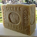 Greek Olive Oil - Olive Oil Soap Bar (Face and Body) Soap Unscented