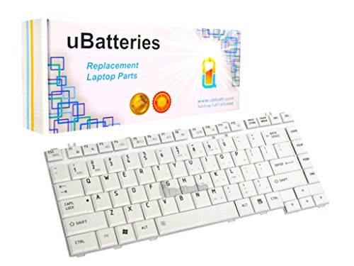 Click to buy UBatteries Laptop Keyboard Toshiba Satellite A305D-S6867 (Silver) - From only $26.95
