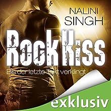 Rock Kiss - Bis der letzte Takt verklingt (Rock Kiss 4) Hörbuch von Nalini Singh Gesprochen von: Emilia Wallace