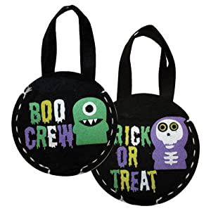 Amscan International Boo Crew T and T Bag Craft Kit