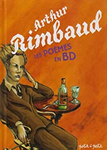 Po�mes de Rimbaud en bandes dessin�es par Rimbaud