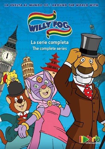 La Vuelta Al Mundo De Willy Fog (Import Dvd) (2013) Personajes Animados; Luis