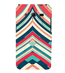 EPICCASE a mountain Mobile Back Case Cover For Samsung Galaxy Core 2 (Designer Case)