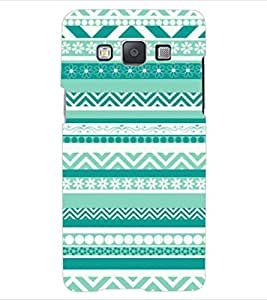 ColourCraft Tribal Pattern Design Back Case Cover for SAMSUNG GALAXY A5 A500F