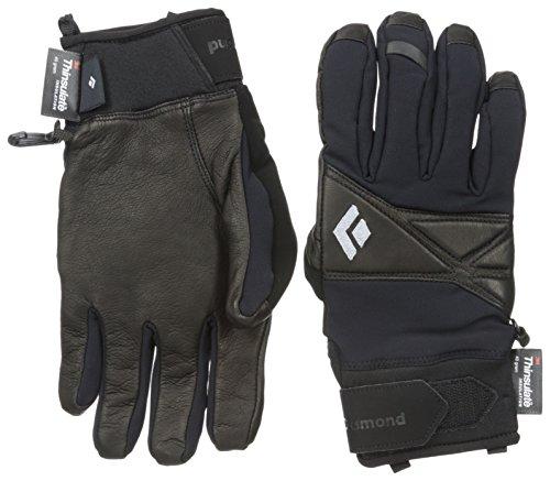 Black Diamond Terminator Cold Weather Gloves, Black, Large