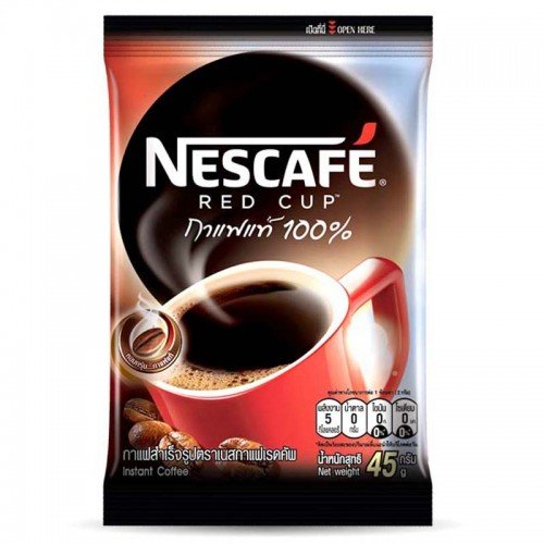 Nescafe Red Cup Instant Coffee 45 g. (Nescafe Frappe Mixer compare prices)