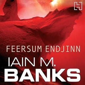 Feersum Endjinn | [Iain M. Banks]