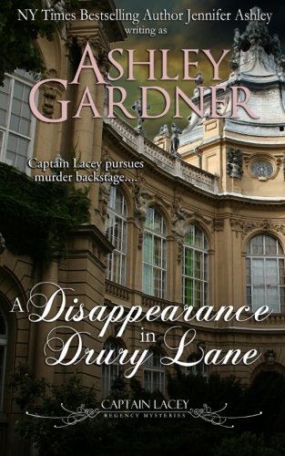 Image of A Disappearance in Drury Lane (Captain Lacey Regency Mysteries) (Volume 8)