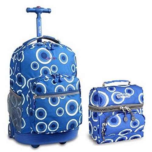 j-world-target-blue-sunrise-roller-backpack-back-pack-and-corey-lunch-bag-bundle-set