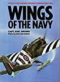 img - for Wings of the navy: Flying allied carrier aircraft of World War Two book / textbook / text book