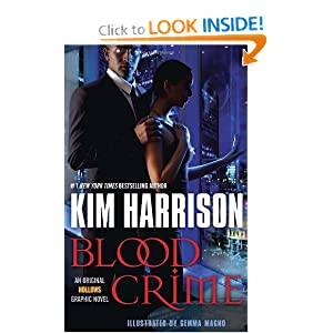 Blood Crime (Graphic Novel): An Original Hollows Graphic Novel