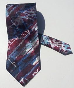 Vintage Oscar De La Renta Men's Neck Tie