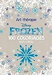 Frozen: 100 coloriages anti-stress