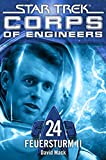 img - for Star Trek - Corps of Engineers 24: Feuersturm 2 (German Edition) book / textbook / text book