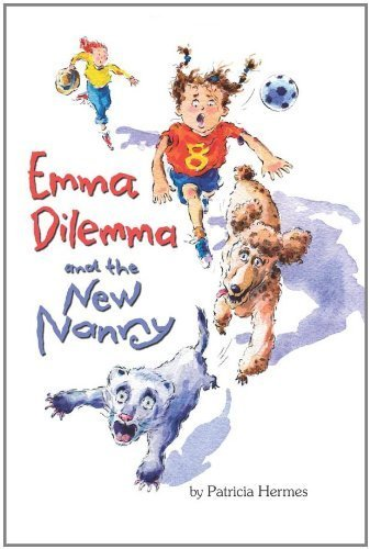 Kids on Fire #BargainAlert: Emma Dilemma Books For Early Chapter Book Readers, Just $1 Each!