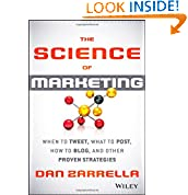Dan Zarrella (Author)  (5) Publication Date: April 22, 2013   Buy new: $24.95  $16.93  40 used & new from $13.58