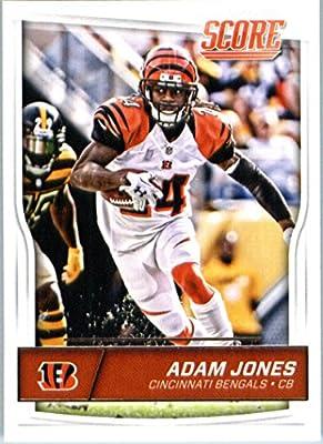 2016 Score #74 Adam Jones Cincinnati Bengals Football Card-MINT