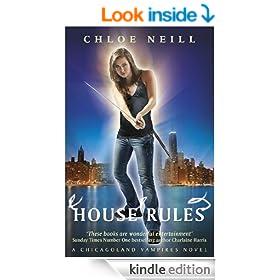 House Rules: A Chicagoland Vampires Novel