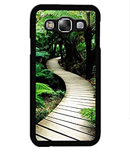 djipex DIGITAL PRINTED BACK COVER FOR SAMSUNG GALAXY J7