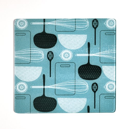beyond-the-fridge-30-x-28-cm-tabla-de-cortar-de-vidrio-templado-de-utensilios-de-cocina-azul