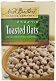 Nash Brothers Trading Organic Toasted Oats, 12.5 Ounce