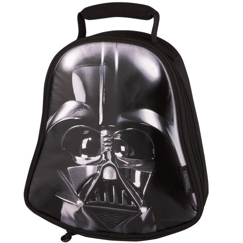 Thermos Novelty Lunch Kit, Darth Vader with Sound Chip