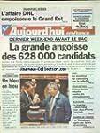 AUJOURD'HUI EN FRANCE [No 16414] du 1...