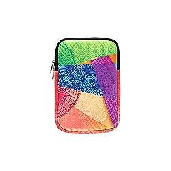 The Ringmaster Ipad Mini Sleeve - Chakra Kaleidoscope