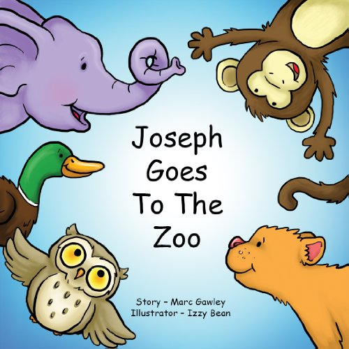Joseph Goes To The Zoo front-497856