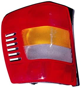 Jeep Grand Cherokee (To 11/) Tail Light Left Hand