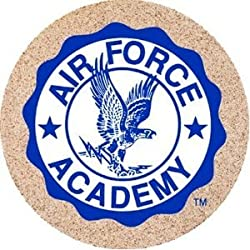 AIR FORCE ACADEMY- Thirstystone Sandstone Coaster Set