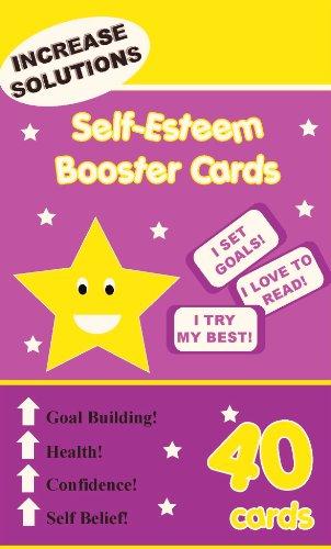 Self-esteem Booster Cards for Kids - 1