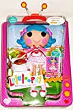 "MGA Lalaloopsy Limited Edition 12 Inch Tall Button Doll - Rosy Bumps 'N' Bruises with Pet ""Boo-Boo Bear"" and Bonus Mini 3 Inch Doll"