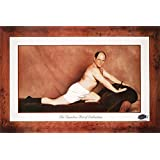 """Seinfeld Poster George The Timeless Art of Seduction (36""""x24"""")"""