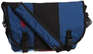 Timbuk2 Classic Messenger Bag 2013,Blue/Black/Blue,L