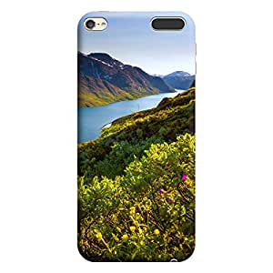 iCover Premium Printed Mobile Back Case Cover With Full protection For Apple iPod Touch 6 (Designer Case)