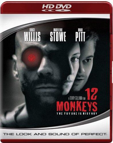 12 Monkeys / Двенадцать обезьян (1995)