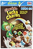 Lucky Charms Chocolate 340 g (Pack of 6)