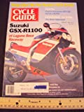 1986 86 February Cycle Guide Magazine (Features: Cagiva Alazzura 650 SS, Suzuki Limited Edtion GSX-R750R, Honda CR250R, + Coming soon Ninjas take to the interstate)
