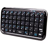 Mini-Bluetooth-Tastatur mit QWERTY Layout für Samsung Galaxy S3 Mini Smartphone