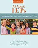img - for Wrightslaw: All About IEPs 1st by Peter W. D. Wright and Pamela Darr Wright, Sandra Webb O'Con (2010) Perfect Paperback book / textbook / text book