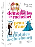 Jacques Demy - Les demoiselles de Rochefort + Peau d'Âne + Les parapluies de Cherbourg