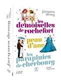 echange, troc Jacques Demy - Les demoiselles de Rochefort + Peau d'Âne + Les parapluies de Cherbourg