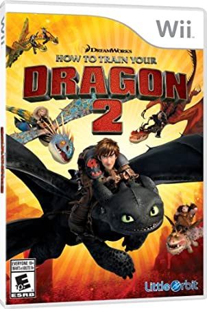 How to Train Your Dragon 2: The Video Game - Wii