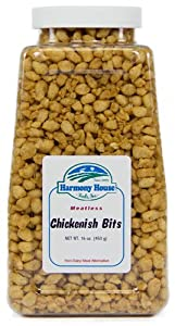 Harmony House Foods Textured Vegetable Protein (TVP) Chickenish Bits (16 oz, Quart... by Harmony House Foods