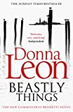 Beastly Things: (Brunetti 21) (Commissario Brunetti) (English Edition)
