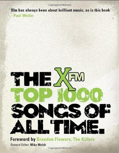 The Xfm Top 1000 Songs Of All Time