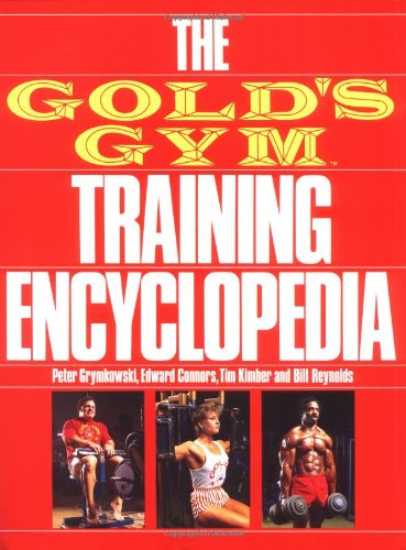 The Gold'S Gym Training Encyclopedia front-908007