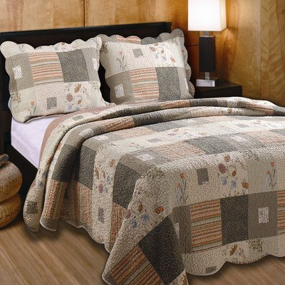 Greenland Home Fashions Sedona - 2 Piece Quilt Set